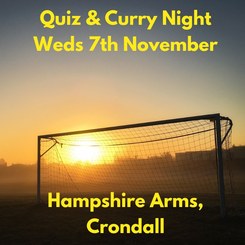 Quiz and Curry NightAdvert