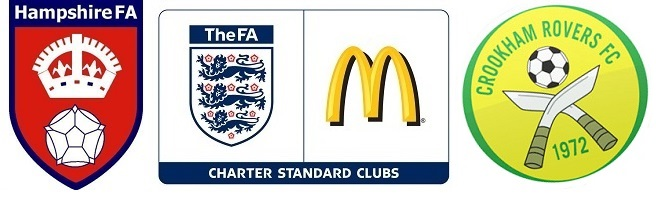A Hampshire FA Charter Standard Youth Football Club